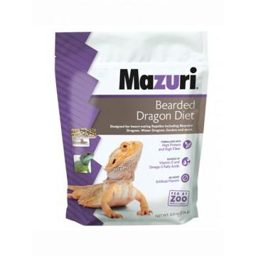Mazuri Bearded Dragon Diet 5MKJ (8 oz)