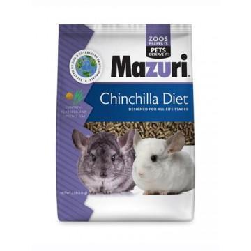 Mazuri Chinchilla Diet, 2.5 lb (1.14kg)