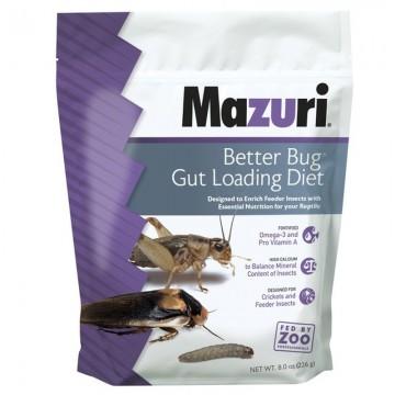 Mazuri Better Bug Gut Loading Diet 5B45 (0.5lb)